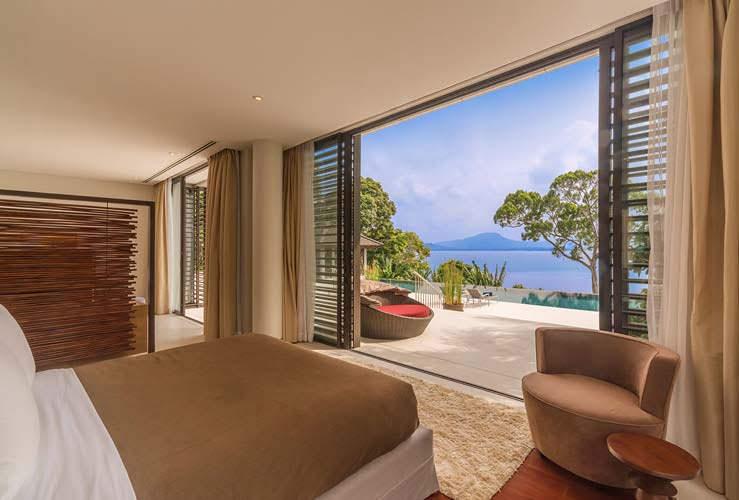 Cape Yamu - 5Br-Luxury Villa Ocean front, 5502) (16)
