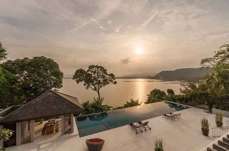 Cape Yamu - 5Br-Luxury Villa Ocean front, 5502) (25)