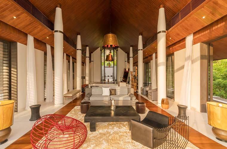 Cape Yamu - 5Br-Luxury Villa Ocean front, 5502) (27)