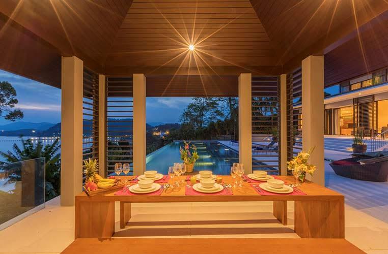 Cape Yamu - 5Br-Luxury Villa Ocean front, 5502) (37)