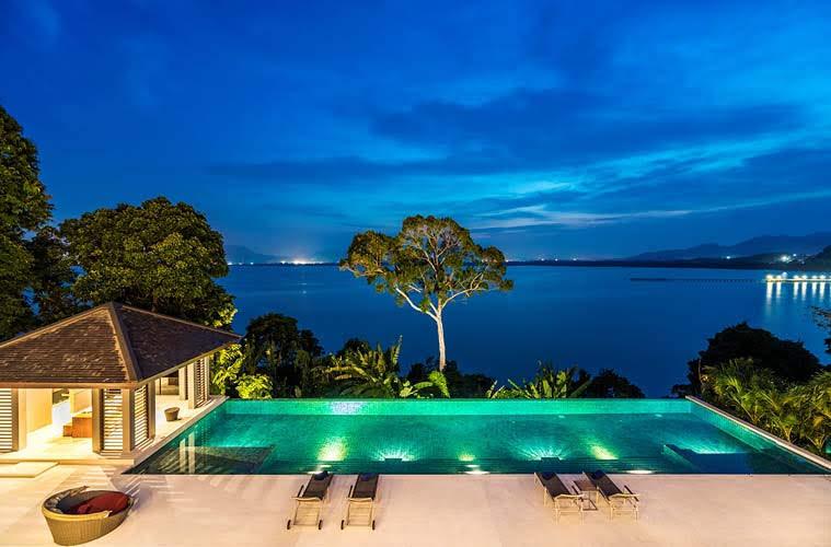 Cape Yamu - 5Br-Luxury Villa Ocean front, 5502) (42)