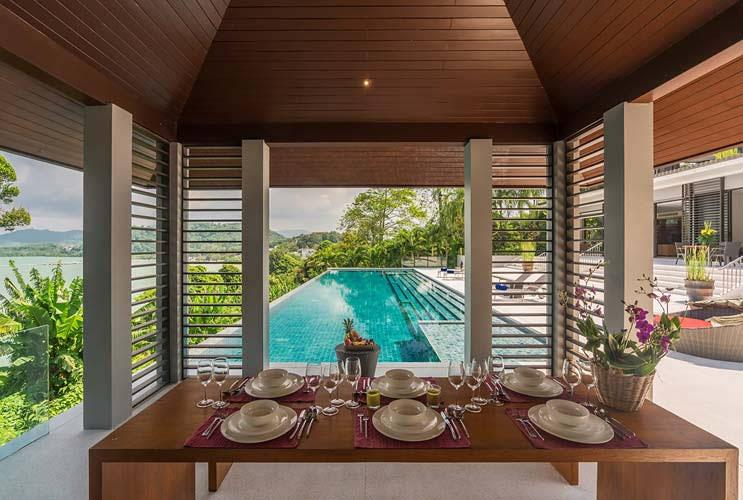 Cape Yamu - 5Br-Luxury Villa Ocean front, 5502) (45)