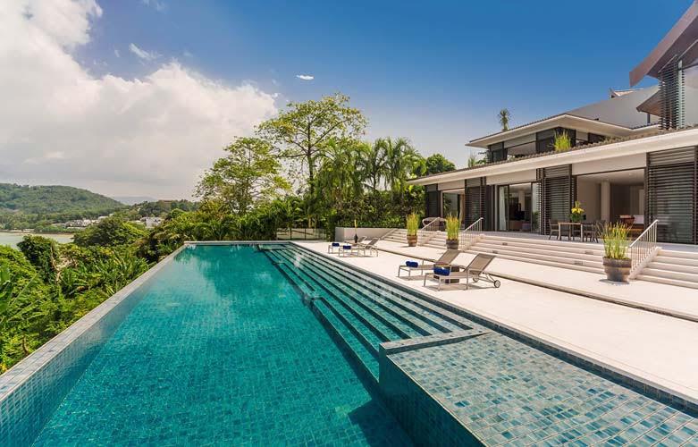 Cape Yamu - 5Br-Luxury Villa Ocean front, 5502) (46)