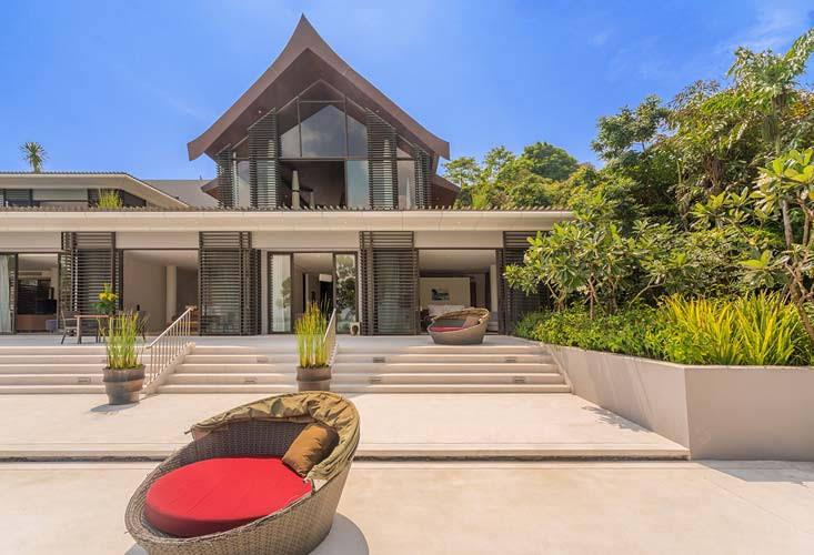 Cape Yamu - 5Br-Luxury Villa Ocean front, 5502) (47)