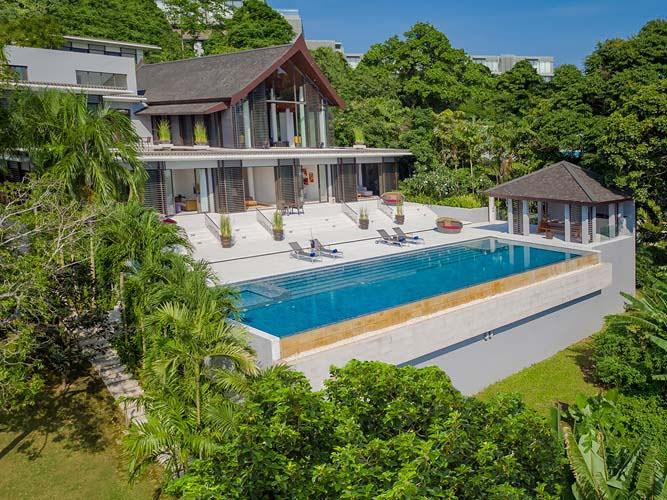 Cape Yamu - 5Br-Luxury Villa Ocean front, 5502) (7)