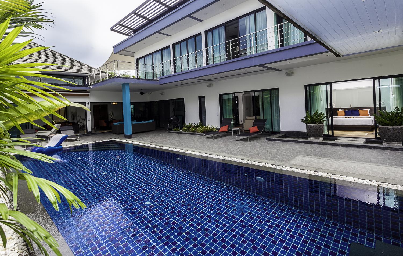 Chergntalay 4 Bedroom Pool Villa #0141