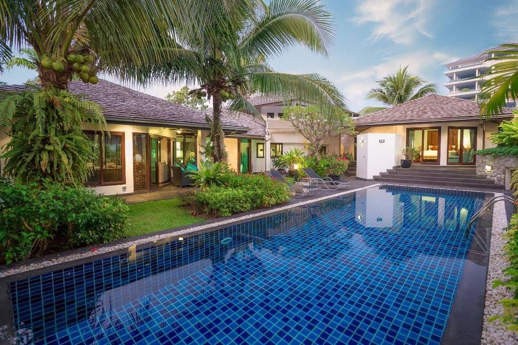 Surin Beach 3 Bedroom Pool Villa #17247