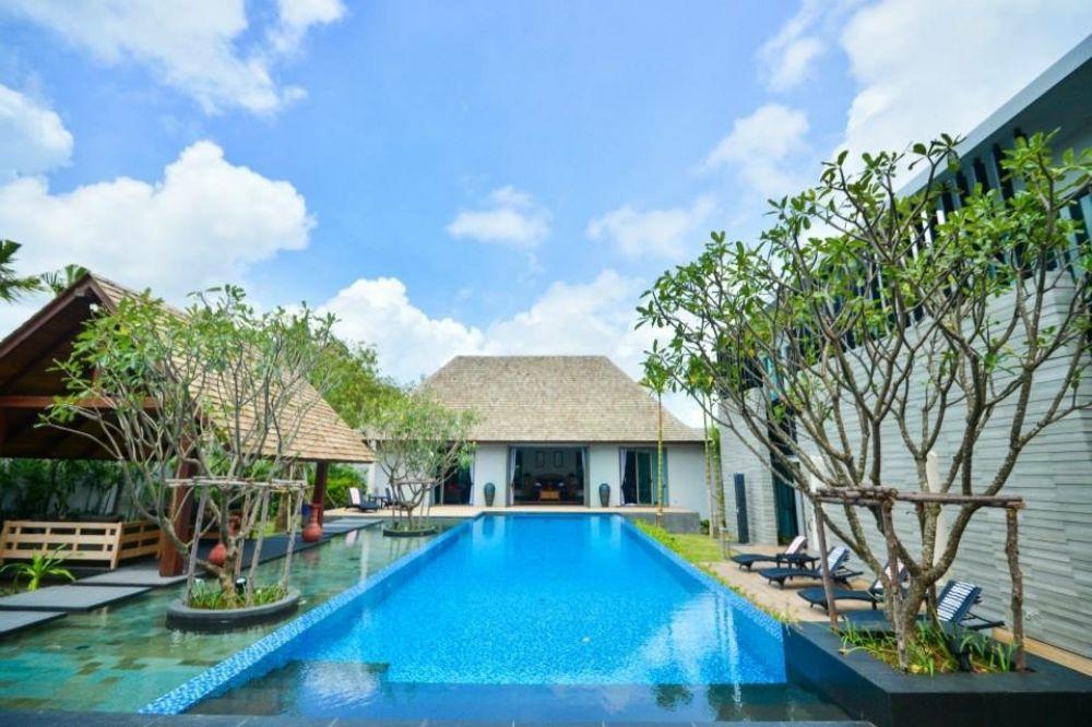 Laguna Stunning 5 Bedroom Pool Villa for Resale #0317