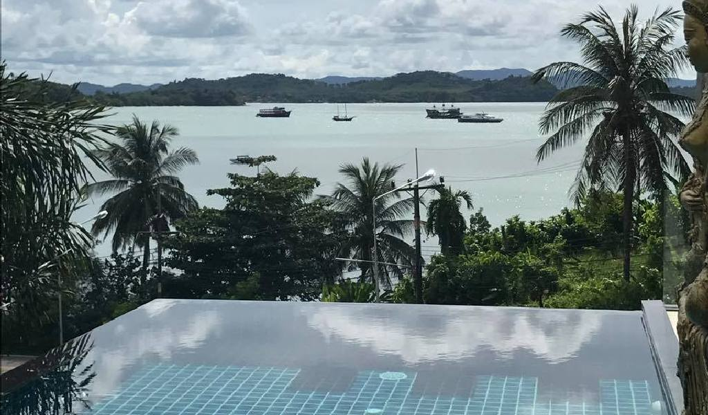 Luxury Sea View 3 Bedroom Pool Villa #0320