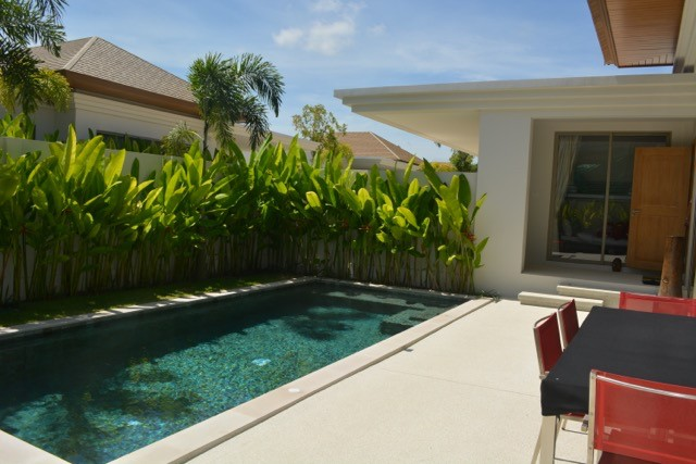 Trichada 3 Bedroom Pool Villa #0322