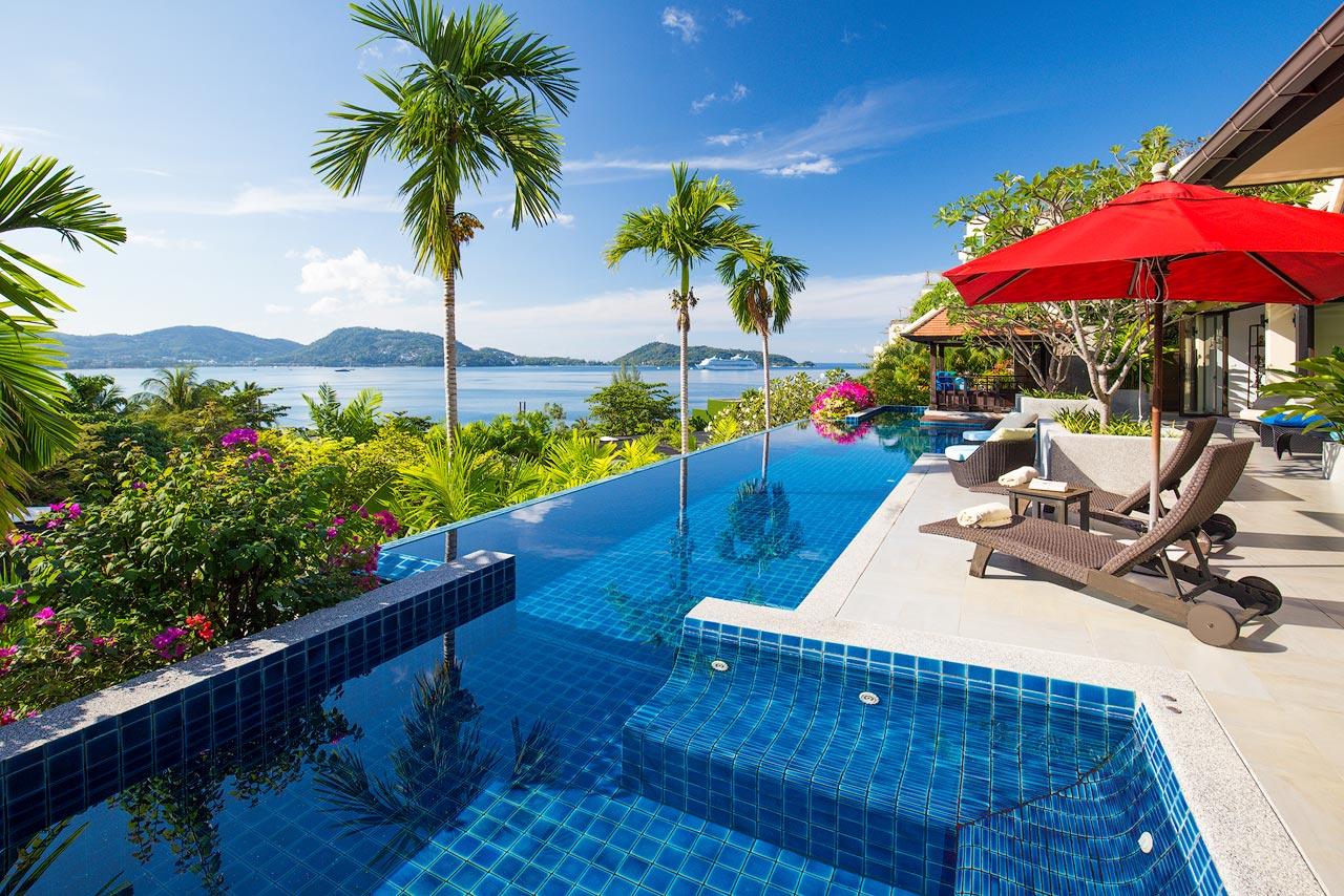 Ocean View Indochine Pool Villa Phuket (1)