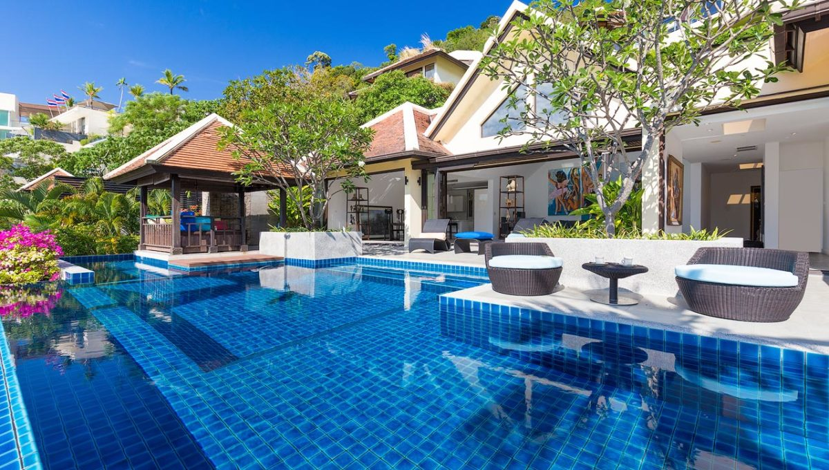 Ocean View Indochine Pool Villa Phuket (10)