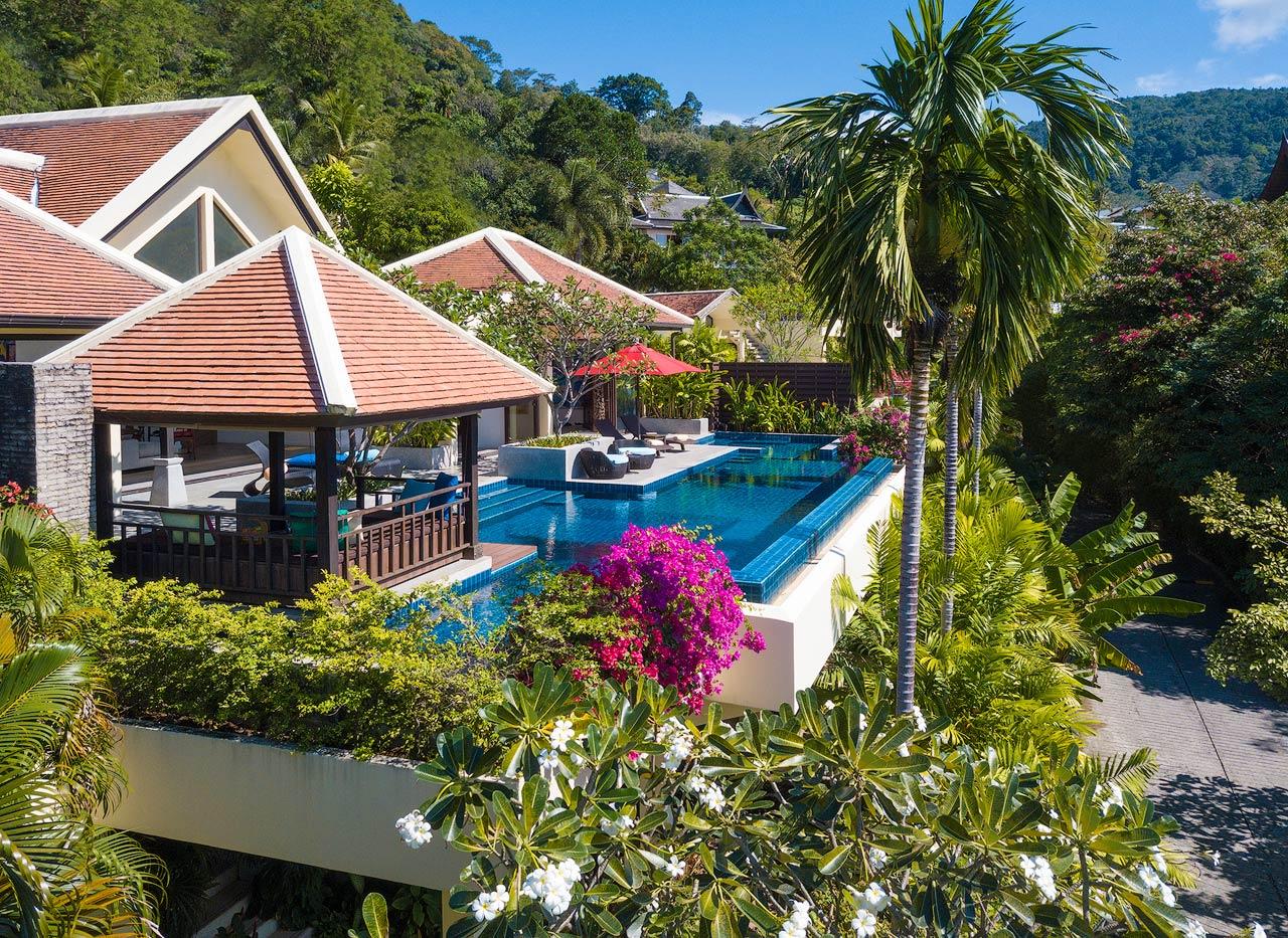 Ocean View Indochine Pool Villa Phuket (11)