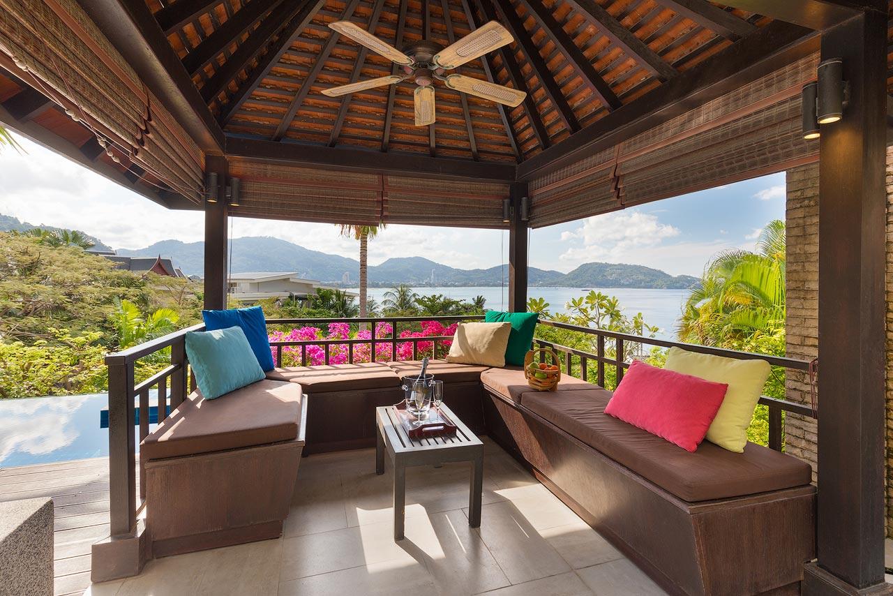 Ocean View Indochine Pool Villa Phuket (12)