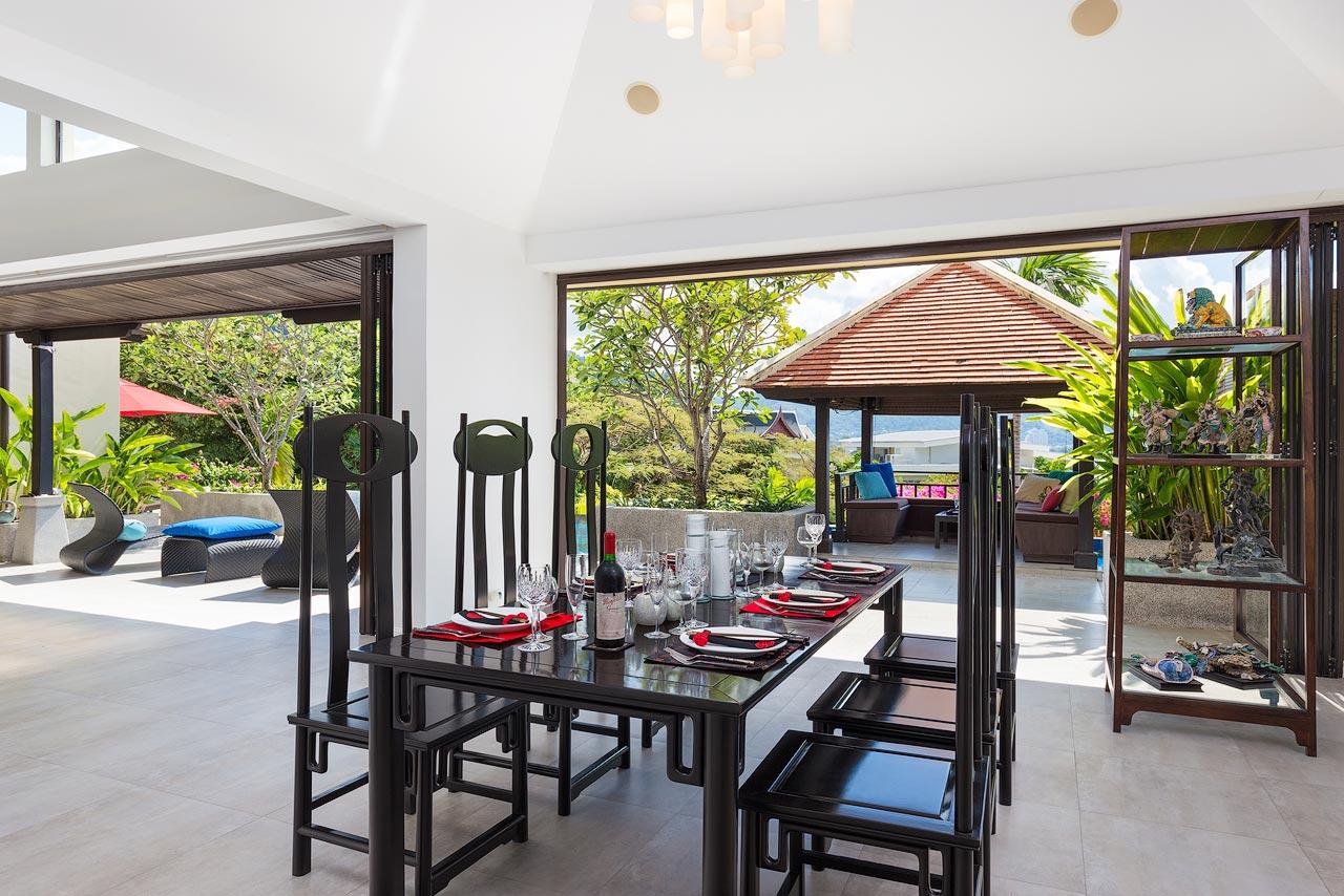 Ocean View Indochine Pool Villa Phuket (13)