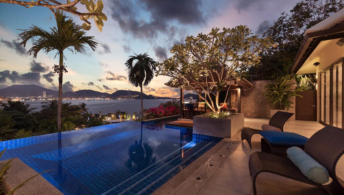Ocean View Indochine Pool Villa Phuket (2)