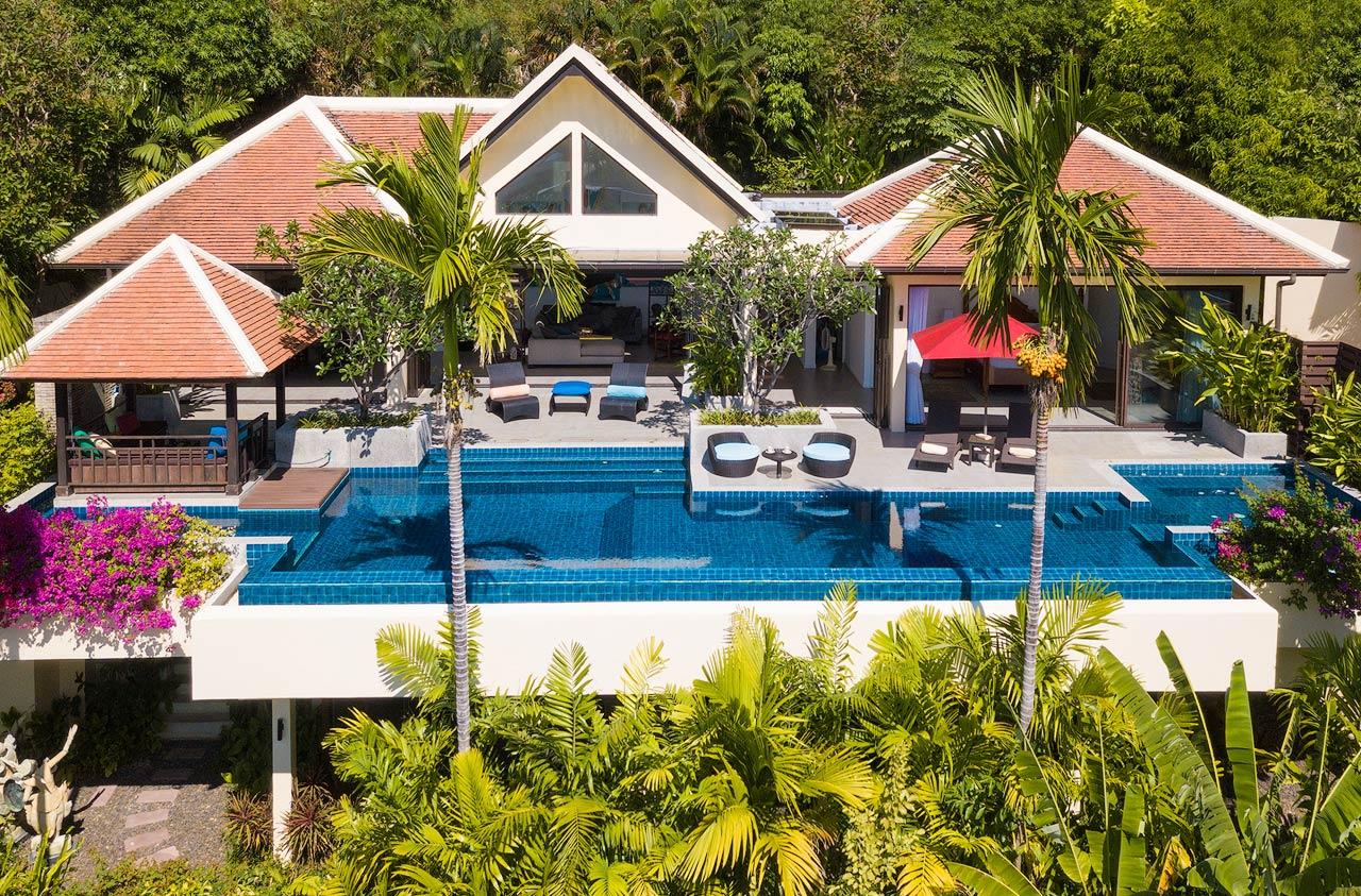 Ocean View Indochine Pool Villa Phuket (3)