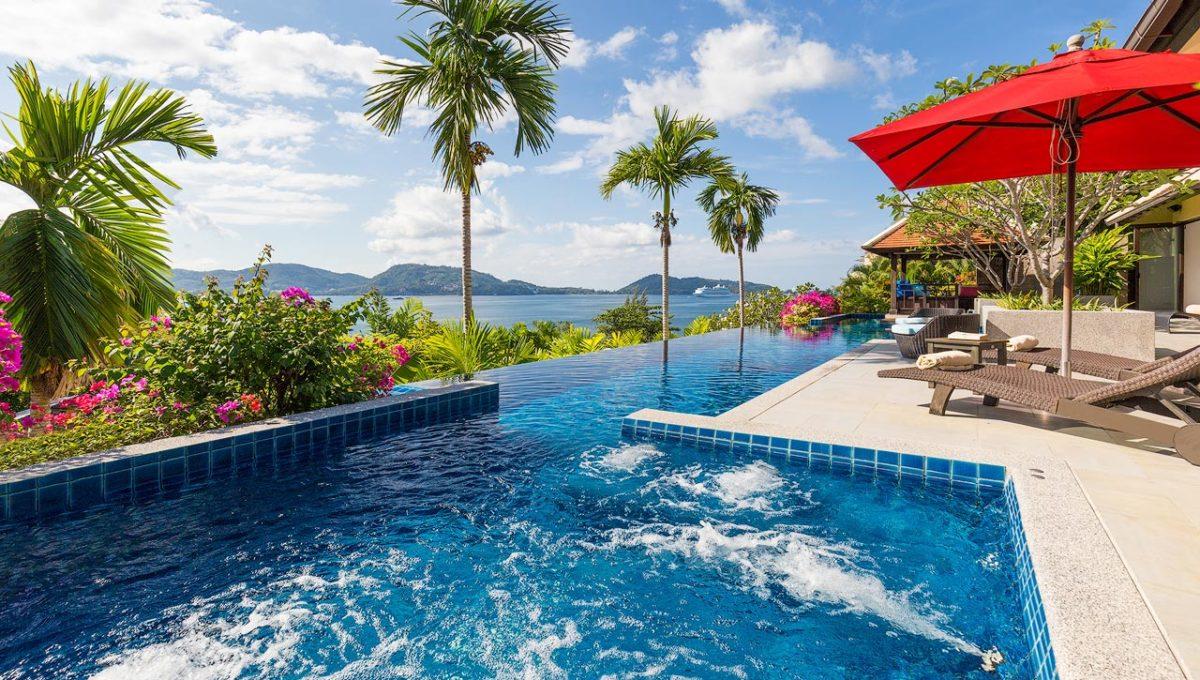 Ocean View Indochine Pool Villa Phuket (33)