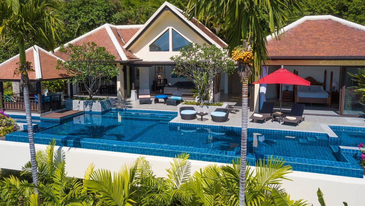 Ocean View Indochine Pool Villa Phuket (34)