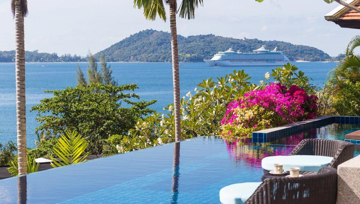 Ocean View Indochine Pool Villa Phuket (35)