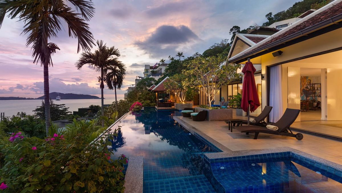 Ocean View Indochine Pool Villa Phuket (37)