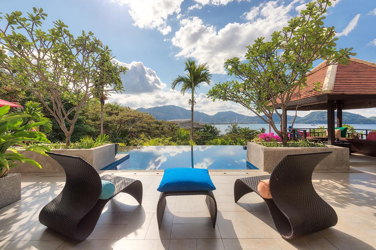 Ocean View Indochine Pool Villa Phuket (9)