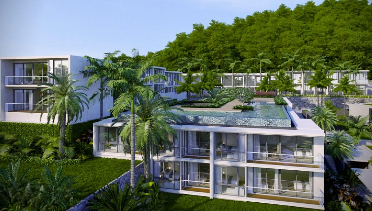 Residence Front View 2