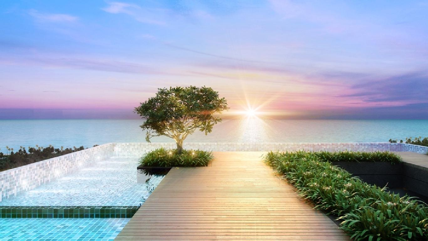 Karon Ocean View Tropical 1-3 Bedroom Luxury Condos and Villas #0332