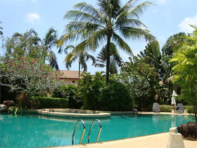 Pool area 1