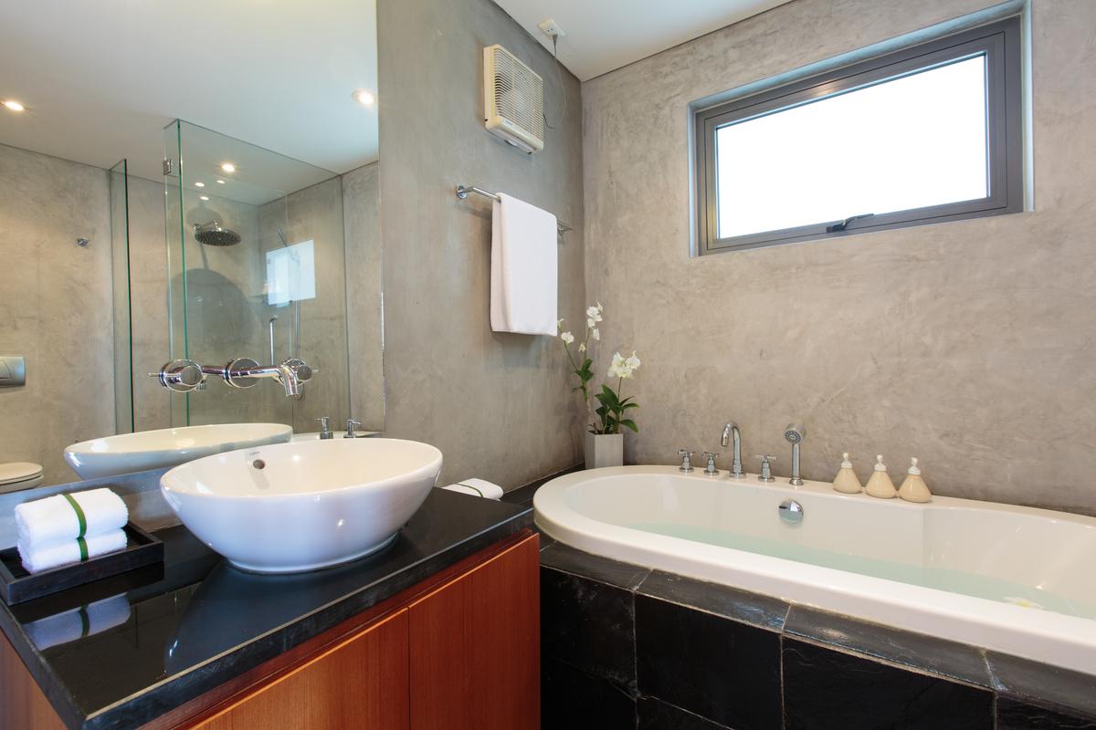 Bathroom 2 at villa 15, Samsara private estate, Kamala, Phuket, Thailand