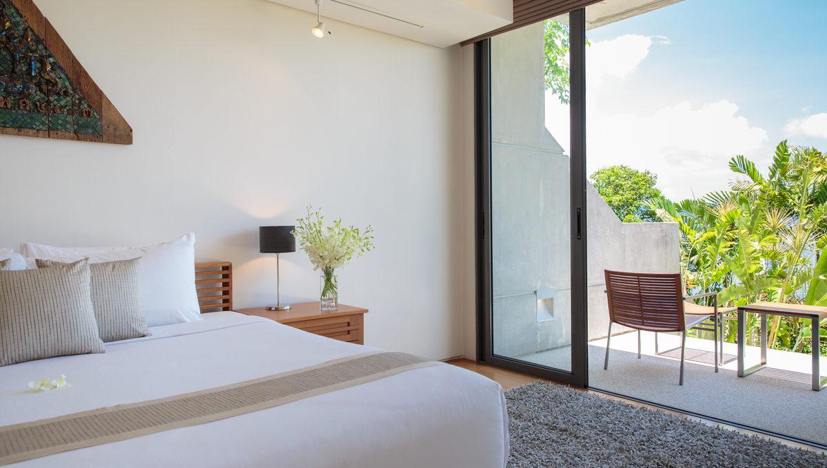 Bedroom 3 at villa 15, Samsara private estate, Kamala, Phuket, Thailand