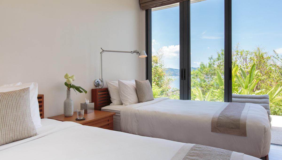 Bedroom 4 at villa 15, Samsara private estate, Kamala, Phuket, Thailand