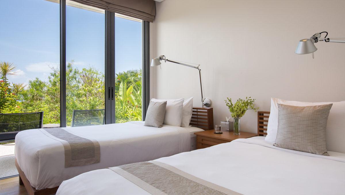 Bedroom 5 at villa 15, Samsara private estate, Kamala, Phuket, Thailand